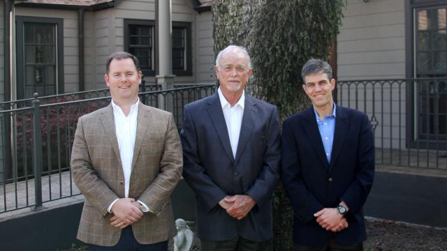 Partners: Kyle Whittington, Mark McGarvey (Founder of Meld Financial), and Jamie Cornhelsen